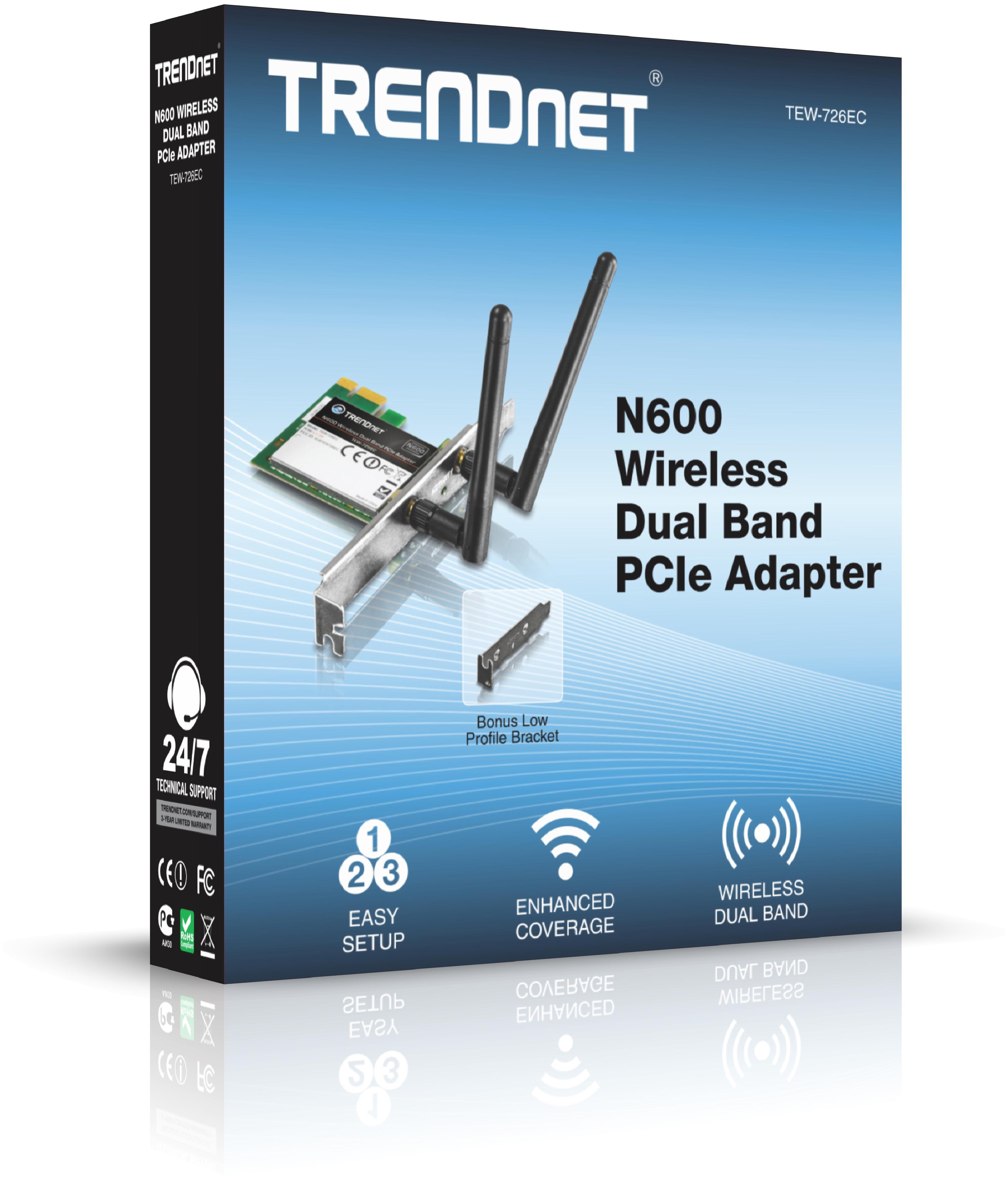 TRENDnet TEW-726EC WLAN Drivers for Mac Download