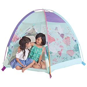 Pacific Play Tents Fairy Blossom Gigantic Dome Tent  sc 1 st  Amazon.com & Amazon.com: Pacific Play Tents Kids Fairy Blossom Gigantic Dome ...