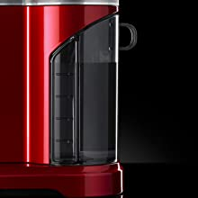 Amazon Com Kitchenaid Kes0503fp Nespresso Frosted Pearl