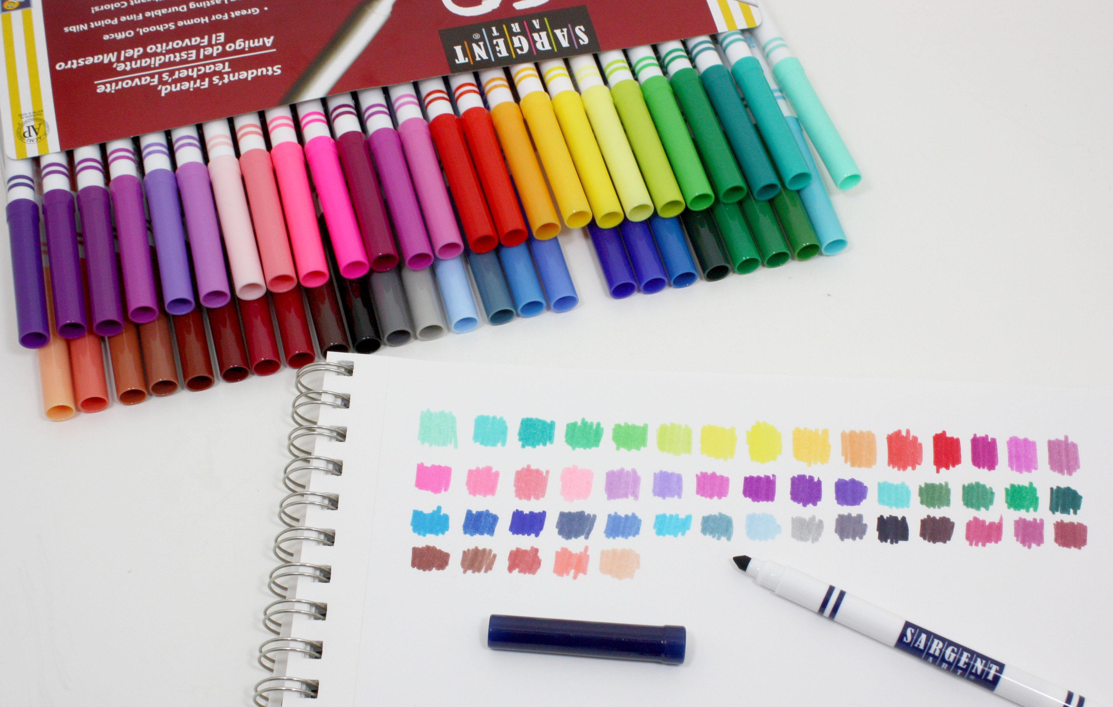 Art color markers - View Larger