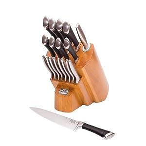 18-Piece Knife Block Set