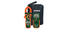 Extech, EX205T, Multimeter, MA430, Clamp Meter, non-contact, voltage detector, conductors