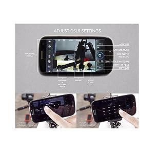 wireless camera controller;wifi camera;wi-fi camera;nikon;camera remote;canon dslr; dslr wifi;