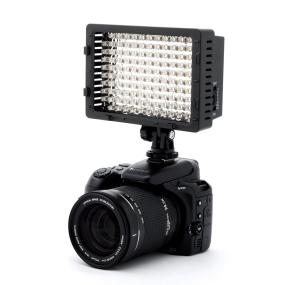 Standard hot shoe connection allows you to use on a wide variety of cameras and camcorders  sc 1 st  Amazon.com & Amazon.com : Neewer CN-126 LED Video Light for Camera or Digital ... azcodes.com