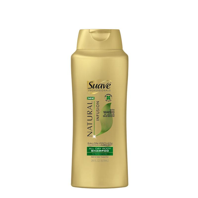 Amazon.com : Suave Professionals Shampoo, Natural Infusion