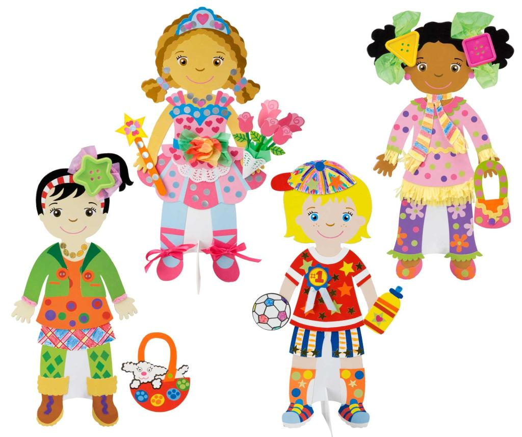 Crafty Amazoncom Alex Toys Little Hands Crafty Fashion Show Toys Games