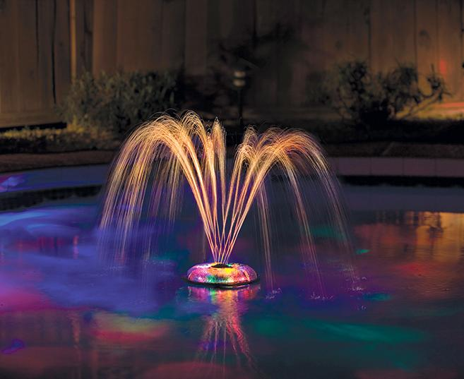game 3567 underwater light show and fountain. Black Bedroom Furniture Sets. Home Design Ideas