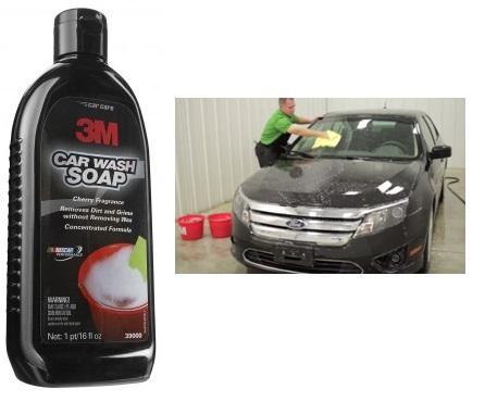 Amazon Com 3m 39117 Complete Car Care Kit Automotive