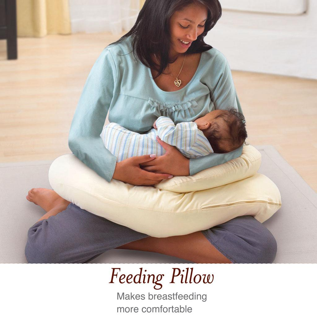 Amazon Com Born Free Comfortfit Body Pillow Breast