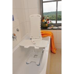 Amazon Com Drive Medical Bellavita Auto Bath Tub Chair