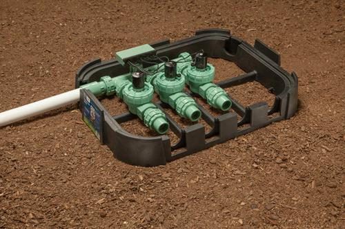 Sprinkler ground box the ground beneath her feet installing the valve manifold box from the manufacturer publicscrutiny Images