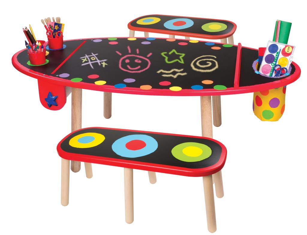 Amazon.com: ALEX Toys Artist Studio Super Art Table with Paper Roll ...