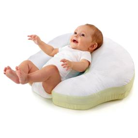 Discontinued by Manufacturer Nude Comfort /& Harmony Mombo Covered Nursing Pillow