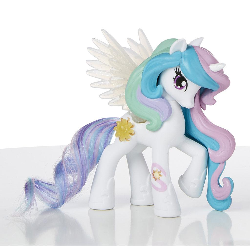 Amazon.com: My Little Pony Equestria Girls Celestia Doll ...