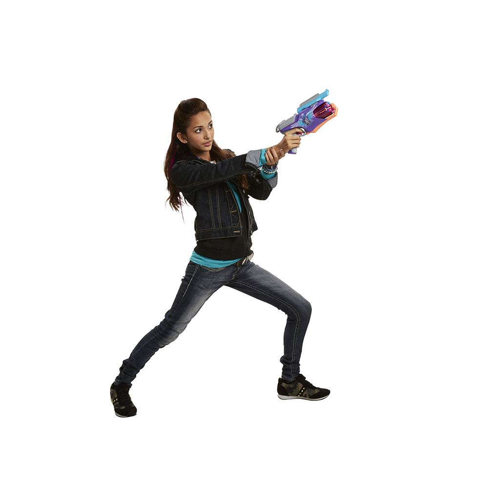 The World S Best Photos Of Guns And Spy: Amazon.com: Nerf Rebelle Spylight Blaster: Toys & Games