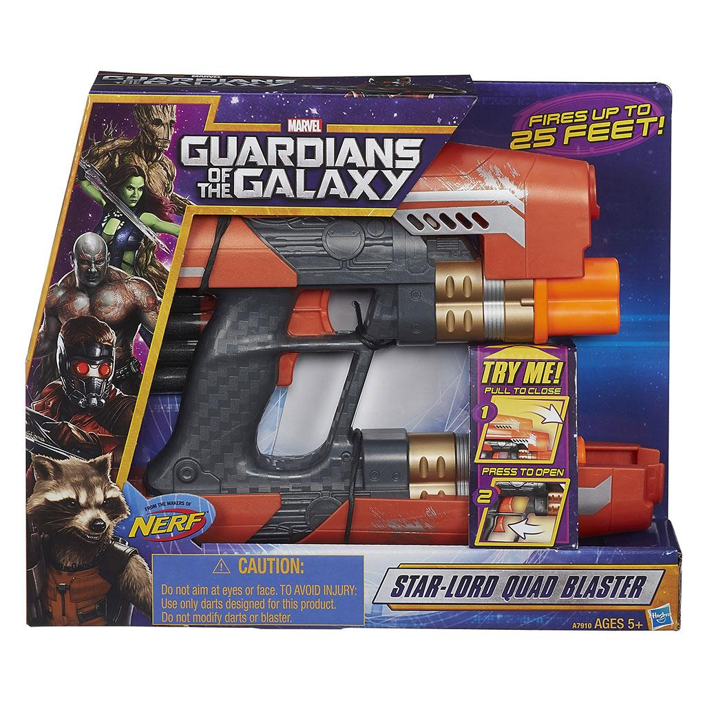 Marvel guardians of the galaxy star lord quad for Galaxy toys