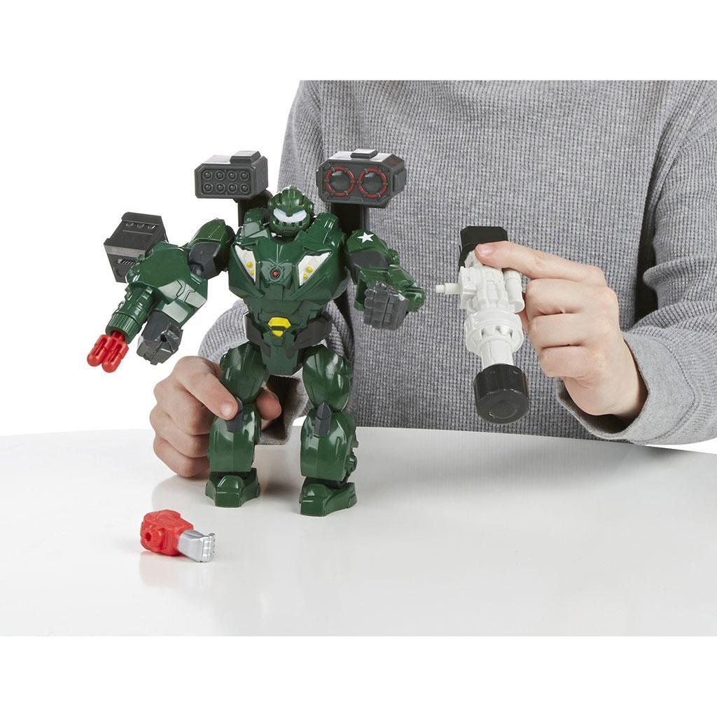 Amazon.com: Transformers Hero Mashers Bulkhead Figure: Toys & Games