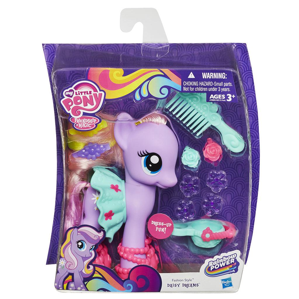 My Little Pony Fashion Style Daisy Dreams Figure Toys Games