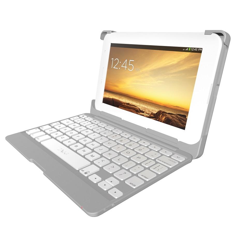 Belkin Bluetooth Keyboard Pairing Android: Amazon.com: ZAGG Folio Case, Hinged With Bluetooth Keyboard For Android Tablets (7-inch)
