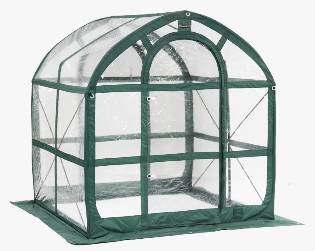 Flower house fhsp300cl springhouse greenhouse clear portable greenhouse patio - Table de jardin pop up mulhouse ...