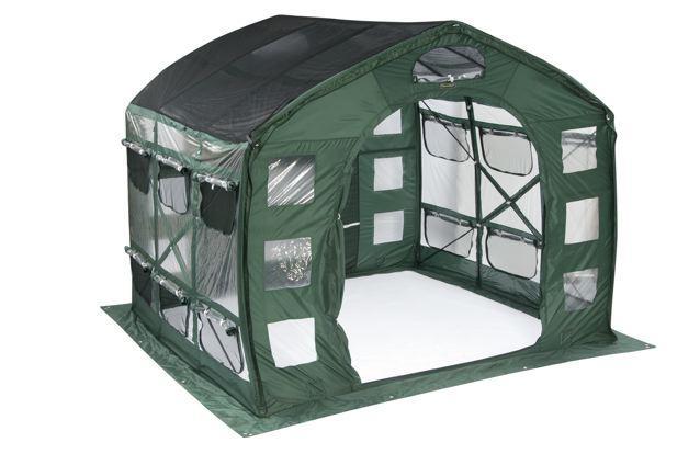 Pop Up Portable Greenhouse : Amazon flower house fhfh cl farmhouse clear pop
