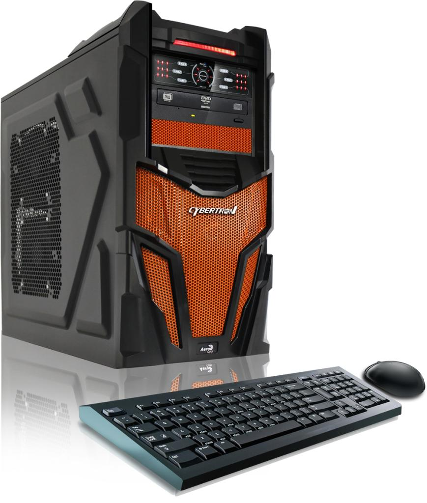 Amazon.com: CybertronPC Shockwave gm1213g computadora (Negro ...