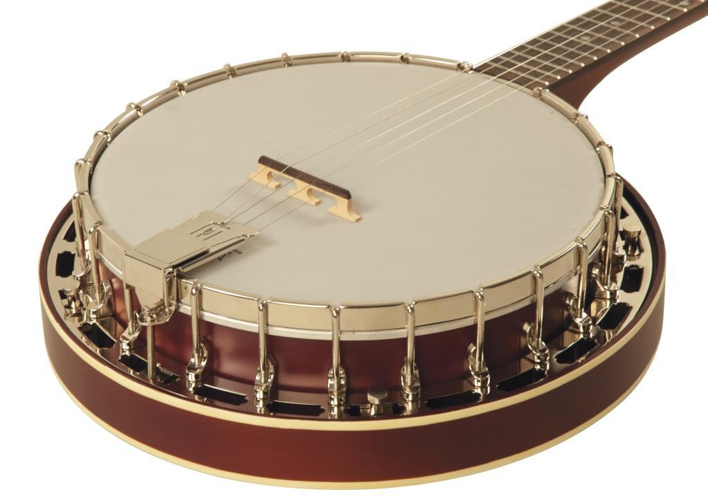 Recording King RKH-05 Dirty Thirties Resonator Banjo