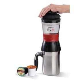 Amazoncom Presto 02835 Myjo Single Cup Coffee Maker Black
