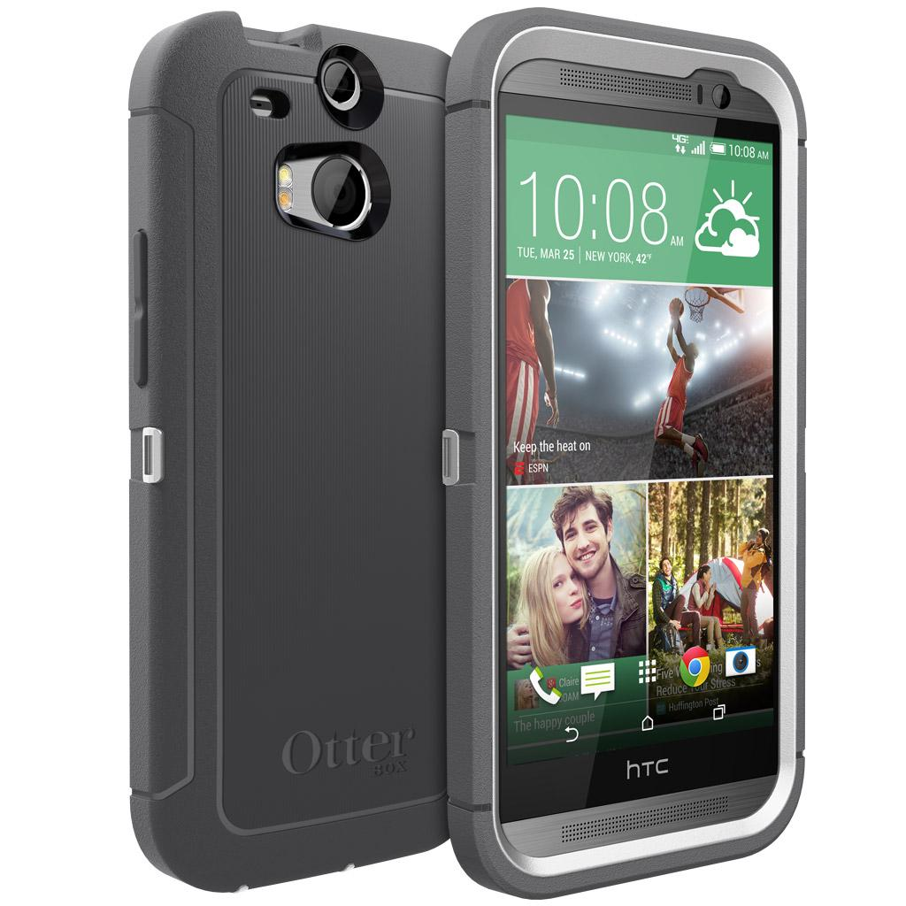 New OtterBox Defender Series Case & Holster for HTC One M8 ...