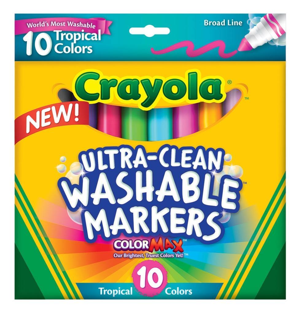 Crayola Color Max True Vibrant Colors
