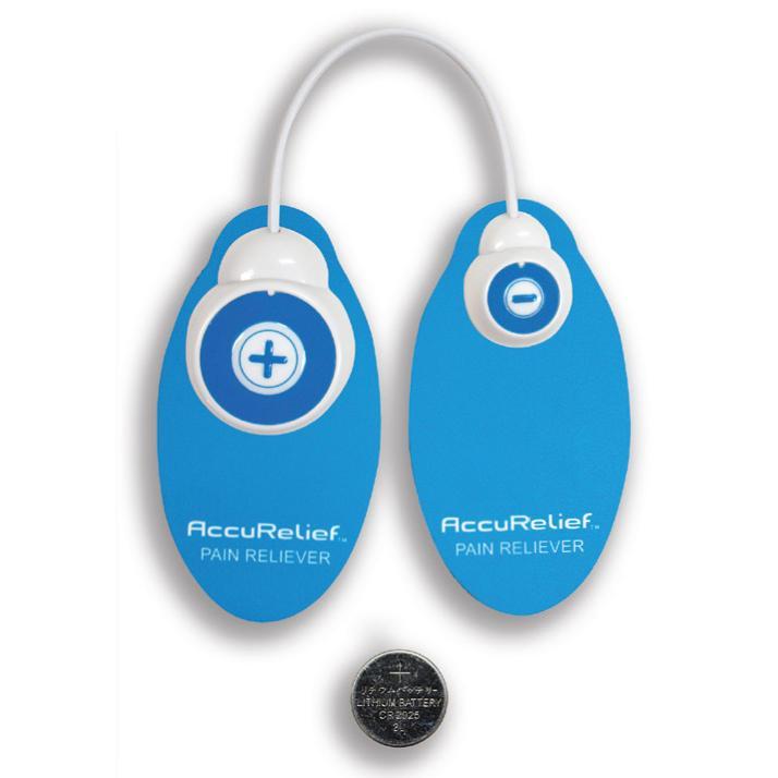 Amazon Com Accurelief Mini Tens Electrotherapy Pain