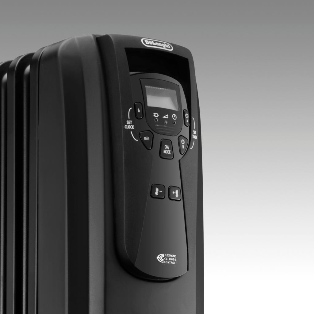 Amazon Com Delonghi Ew7507eb Oil Filled Radiator Heater