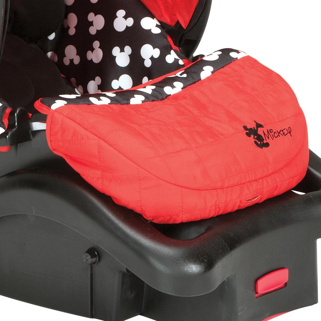 Amazon Disney Baby Mickey Mouse Light N Comfy Luxe Infant Car