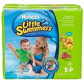Amazon.com: Huggies Little Swimmers Disposable Swimpants