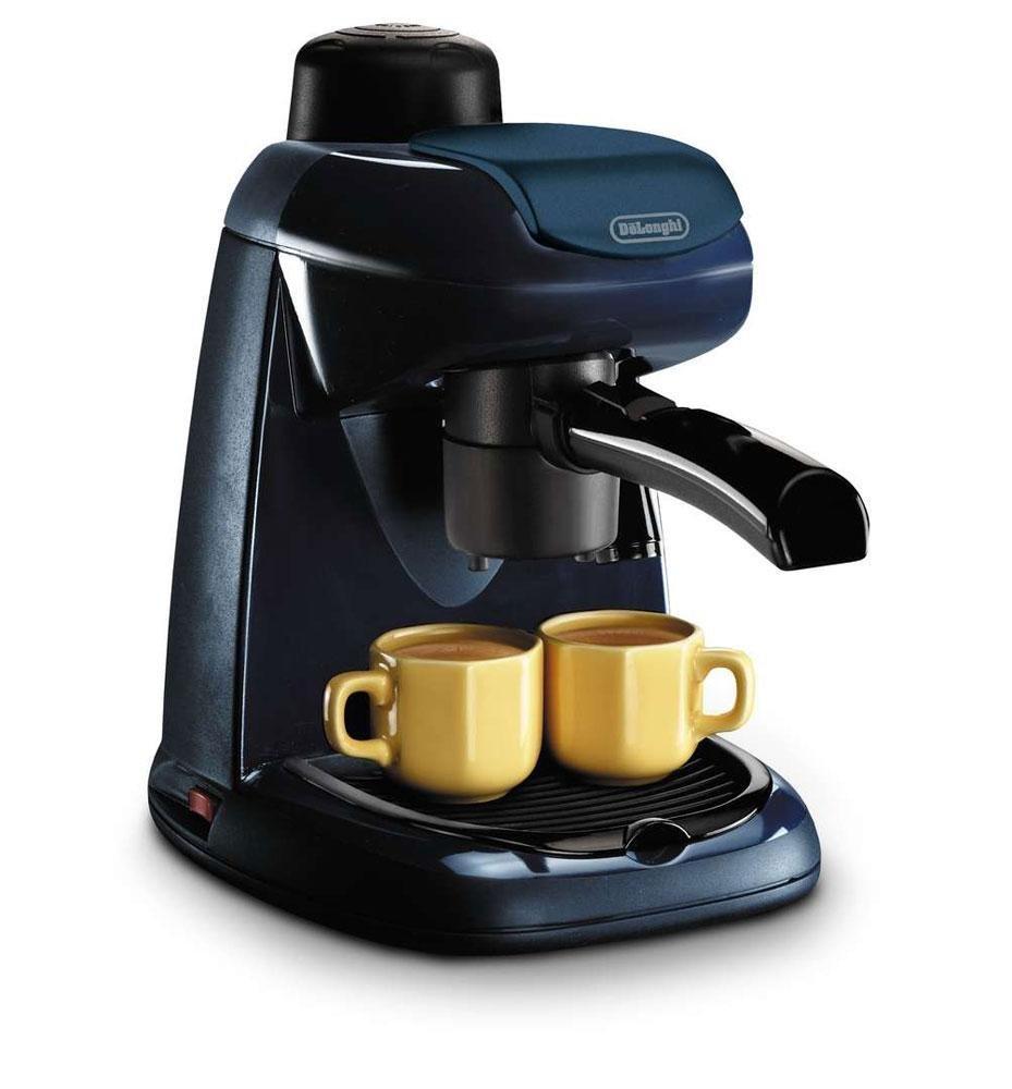steam driven espresso machine