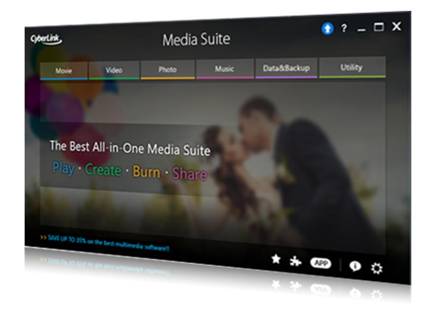 Amazon.com: Cyberlink Media Suite 12 Ultra
