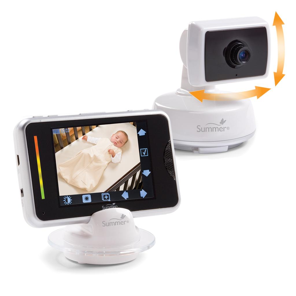 Amazon.com : Summer Infant Baby Touch Digital Color Video ...