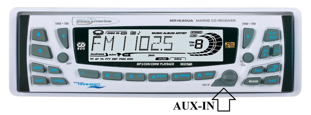 Amazon Com  Boss Audio Mr1630ua In