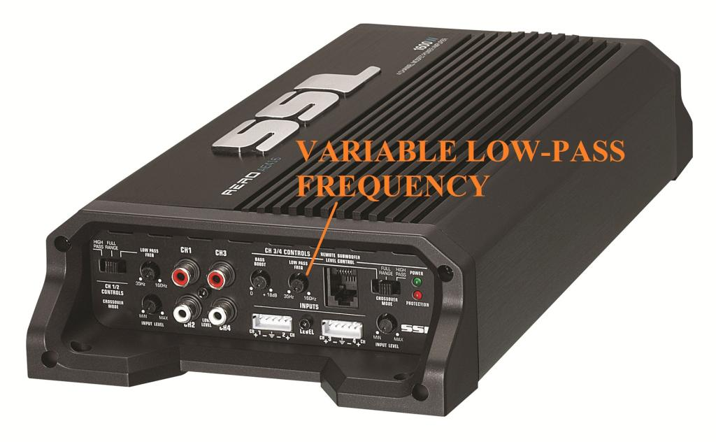 Amazon.com: Sound Storm Laboratories AE416 AERO 1600W 4-Channel ...