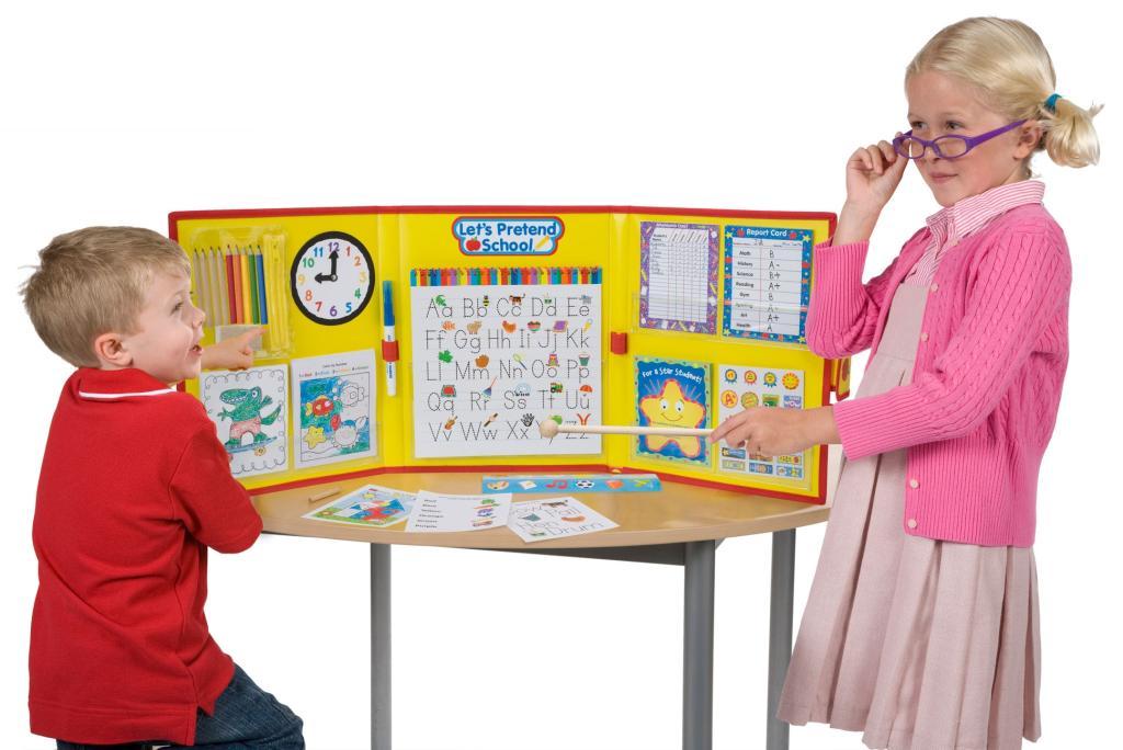 Toys For School : Amazon alex toys let s pretend school games