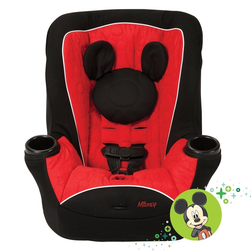 Amazon.com : Disney APT Convertible Car Seat, Mouseketeer Mickey : Baby