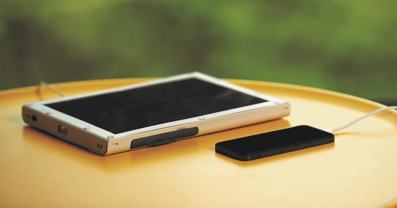 Amazon Com Mpowerpad 2 Lite Solar Charger Metallic