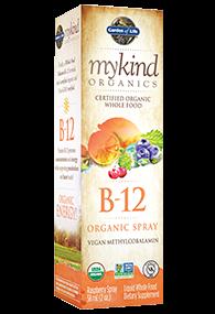 Amazon Com Garden Of Life B12 Vitamin Mykind Organic