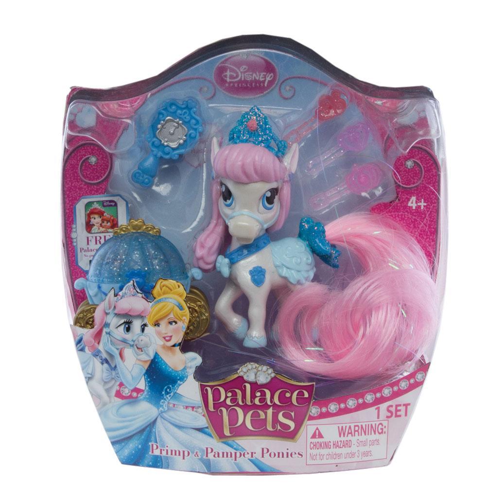 Disney Princess, Palace Pets, Primp & Pamper Ponies, Cinderella's Bibbidy                                                                                                                                                                                                          Warranty & Support                              Feedback