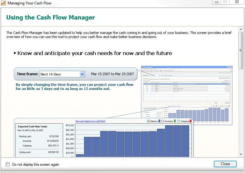 overview of cash flow management Management accounting - cash flow  net effect of various business transactions on cash and cash equivalents and consideration of receipts and payments of cash cash flow is a summary of change in cash position in between the dates of two balance sheets and revenue statements  if decrease in cash is due to cash management rather than its.