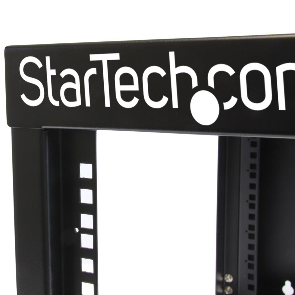 Amazon Com Startech Com 12u 22 Inch Hinged Open Frame