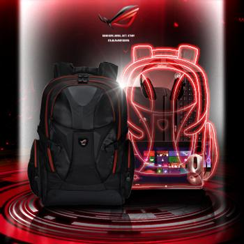 Amazon.com  ASUS Republic of Gamers Nomad Backpack for 17-inches G ... 29646a26a4