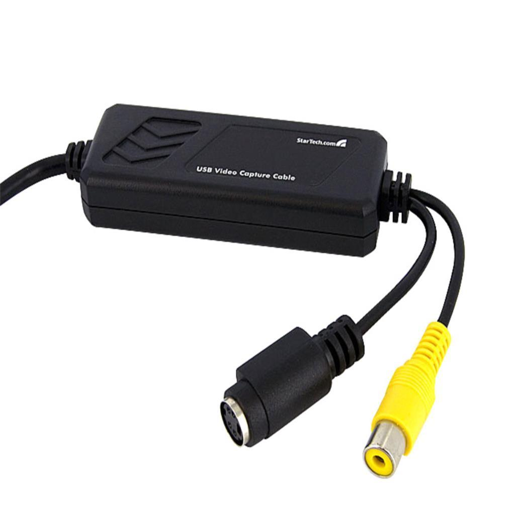 Amazon.com: StarTech. com USB 2.0 y vídeo RCA compuesto S ...