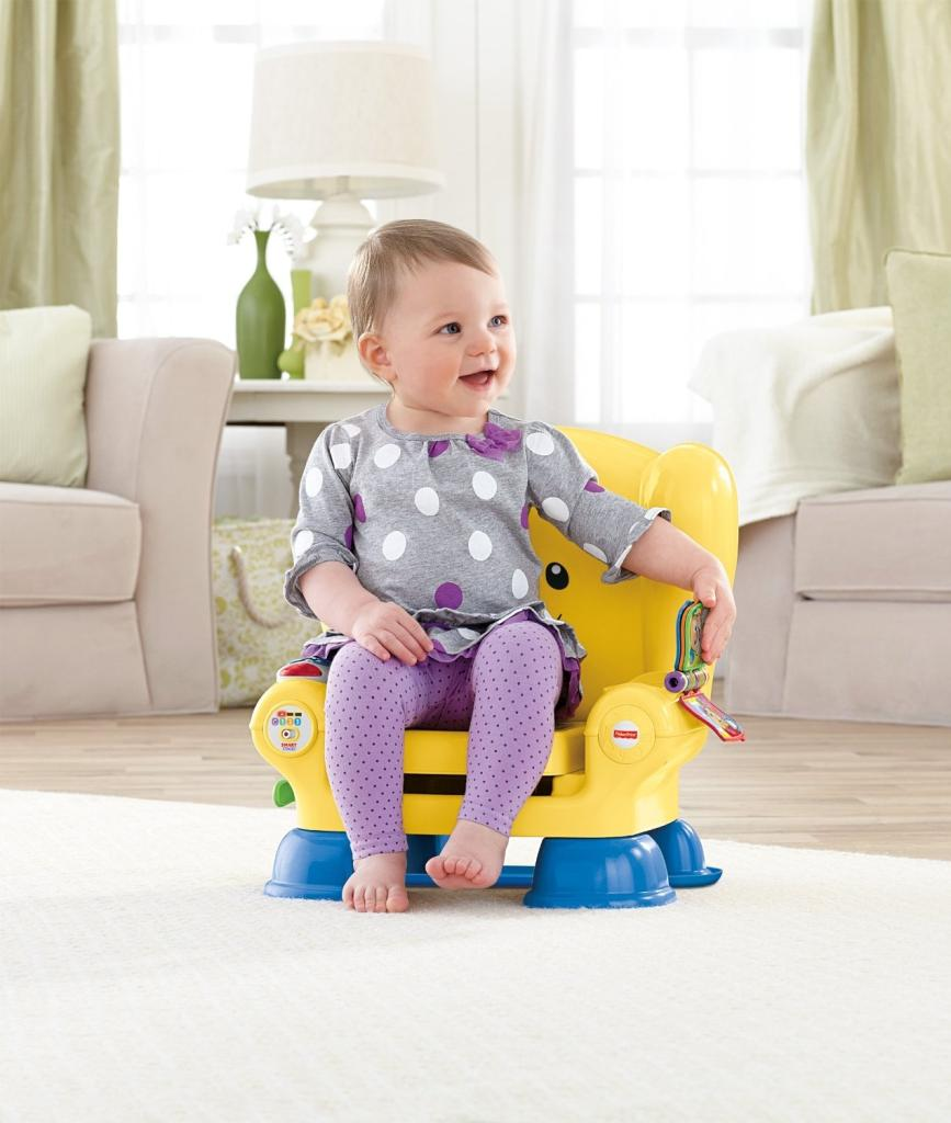 Amazon Com Fisher Price Laugh Amp Learn Smart Stages Chair