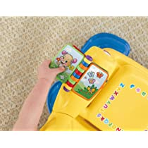 Fisher-Price Book on Chair